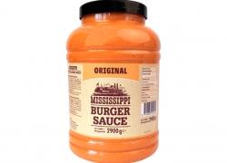 Бургер сос Mississippi 2.9кг.